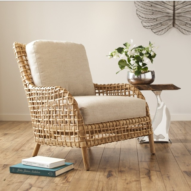 Wild about Woven Rattan