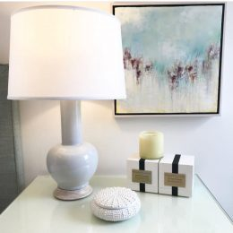 25% off in-store lamps!